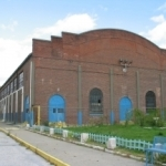 Gymnasium (former Warner Bros Set)