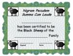 BlackSheepCertificate